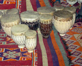 morocco drums